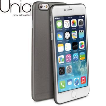 【iPhone 6S Plus】Uniq 極輕薄全防護背殼-霧黑(UNIQ-IP6SPHYB-BDCSMK)