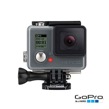 GoPro HERO+ 運動攝影機-入門版(CHDHC-101)