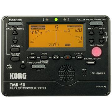 KORG 調音節拍錄音器-黑(TMR-50-黑(公司貨))
