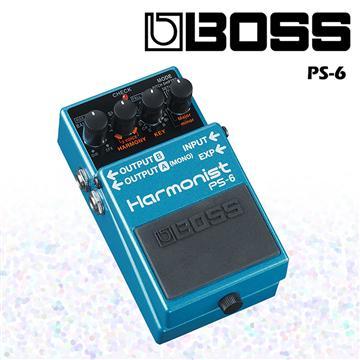 BOSS 智慧型移調效果器 Harmonist(PS-6)