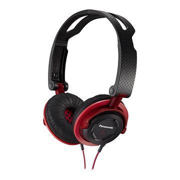 Panasonic RP-DJS150耳機-紅(RP-DJS150-R)