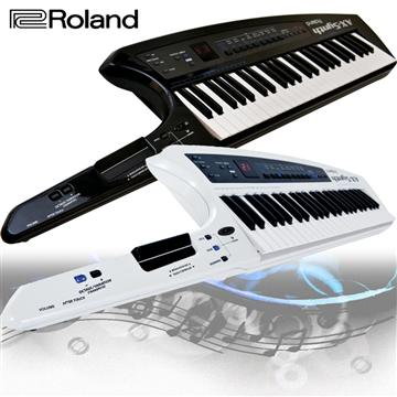 Roland AX-Synth肩背式合成鍵盤-白(AX-Synth)
