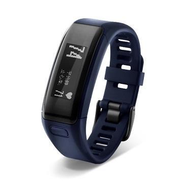 Garmin Vivo Smart HR腕式心率智慧手環-藍(Vivo Smart HR)