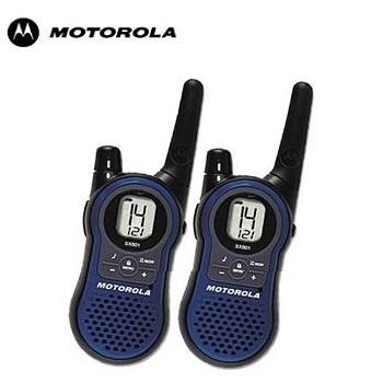 MOTOROLA免執照無線對講機(2入)(SX601)