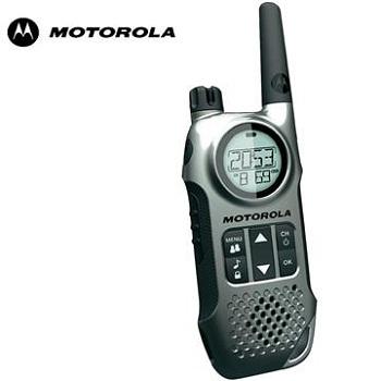 MOTOROLA長距離免執照無線對講機