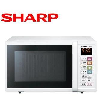 SHARP 25公升燒烤微波爐(R-T25JG(W))