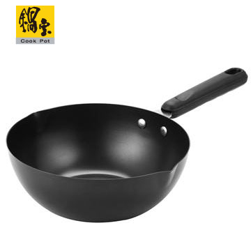 鍋寶20CM碳鋼不沾雪平鍋(HT-0020-S)