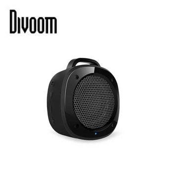 【福利品】Divoom 藍牙無線喇叭-黑(Airbeat-10-BK(黑))