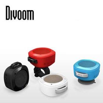 Divoom 藍牙無線喇叭-藍(Airbeat-10-BU(藍))