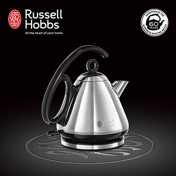 Russell Hobbs 英國羅素 Legacy 晶亮快煮壺(21280TW (晶亮銀))