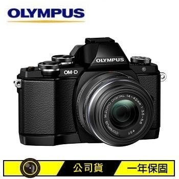 OLYMPUS E-M10 微單眼相機KIT-黑(14-42mm (公司貨))