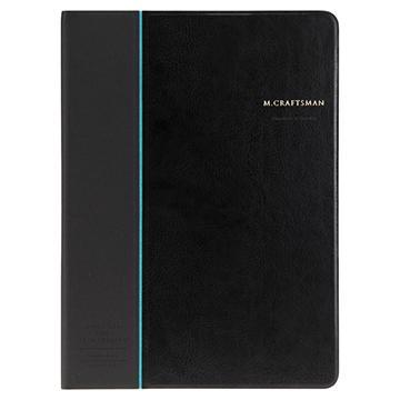 M.CRAFTSMAN iPad Pro多角度時尚保護套-黑(DT(DX)IPP01-BK)