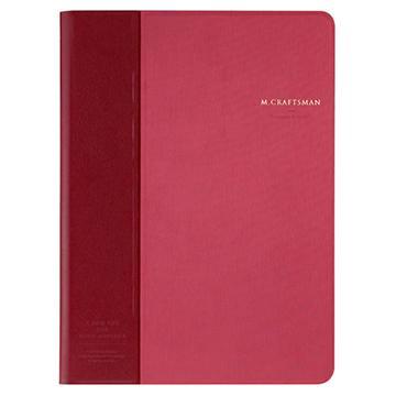 M.CRAFTSMAN iPad Pro多角度時尚保護套-紅(DT(DX)IPP04-RD)