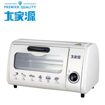 大家源 8L電烤箱(TCY-3808A)