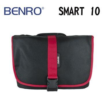 BENRO 百諾 SMART 10 精靈系列 單肩攝影側背包 (勝興公司貨) 黑色(SMART 10-黑)