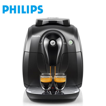 【展示品福利價】 飛利浦2000series全自動義式咖啡機(HD8650/06)