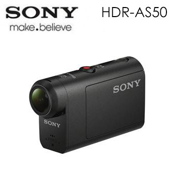 SONY HDR-AS50 運動型攝影機(HDR-AS50)