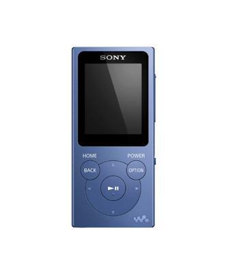【8G】SONY E394 (藍)MP3(NW-E394/LCE)