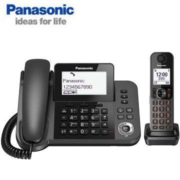 Panasonic子母雙機數位無線電話