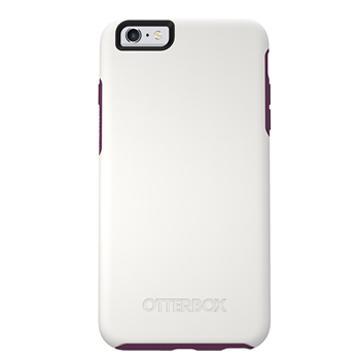 【iPhone 6s Plus】OtterBox Symmetry 防摔殼-紫白(77-52383)