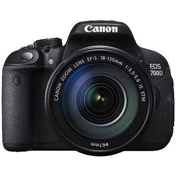 CANON EOS 700D數位單眼相機(KIT)(18-135mm (中文平輸))