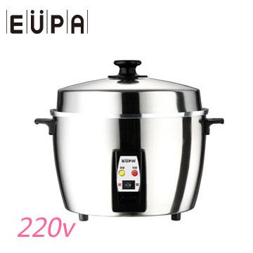 EUPA 10人份全不鏽鋼電鍋(220V)(TSI-8210V)
