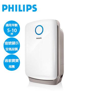 PHILIPS 奈米水潤空氣清淨機(AC4080/80)