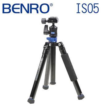 BENRO 百諾 IS05 ISMART 快速反折腳架套組(IS05 ISMART)