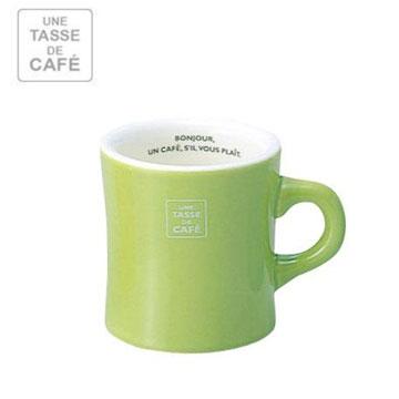 UN CAFE 300C.C馬克杯-蘋果綠(MVW-IBK-236028)
