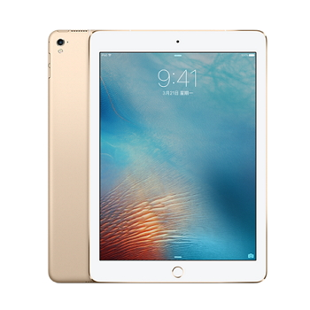 【128G】iPad Pro 9.7 Wi-Fi 金色(MLMX2TA/A)