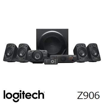 羅技Z906 5.1聲道音箱(980-000473)