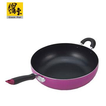 鍋寶日式不沾炒鍋-32cm(IKH-10532-1-S2)