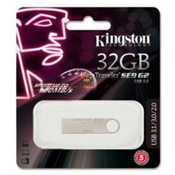 【32G】金士頓DataTraveler SE9 G2 隨身碟(DTSE9G2/32GBFR)