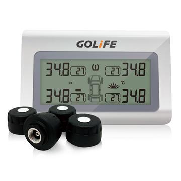 GOLiFE GoTire100太陽能胎外胎壓偵測器(GoTire100 TPMS)