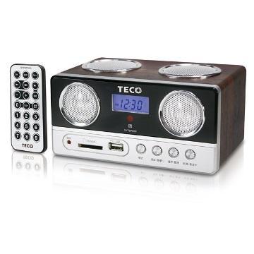 TECO USB/SD/MP3隨身音響(XYFSP002)