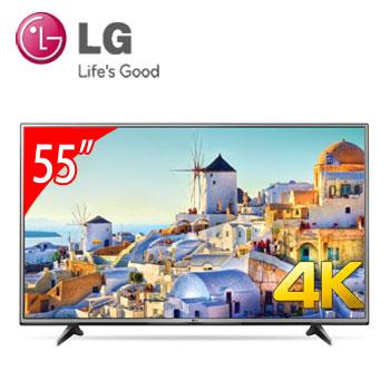 【福利品】LG 55型 4K LED智慧型液晶電視(55UH615T)