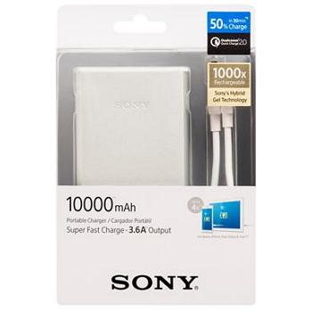 【10000mAh】SONY行動電源(CP-R10)