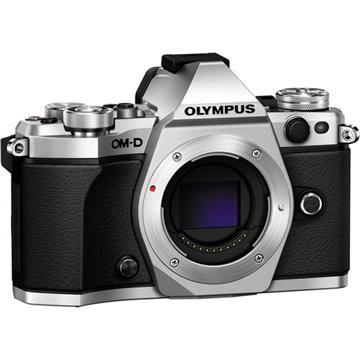 OLYMPUS E-M5 Mark II 微單眼相機BODY-銀(單機身 (中文平輸 ))