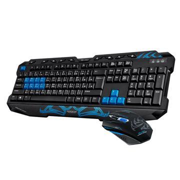 T.C.STAR KIT9900鍵鼠組-藍(KIT9900BU)
