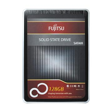【128G】Fujitsu 2.5吋 固態硬碟促銷組合包(FSA-128GB+HDD BOX)
