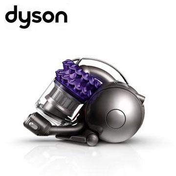 【福利品】 dyson DC46 圓筒式吸塵器(DC46(紫))