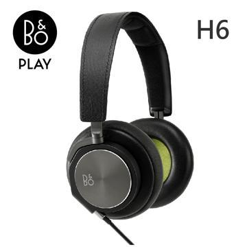【展示機】B&O PLAY H6經典耳罩式耳機-黑