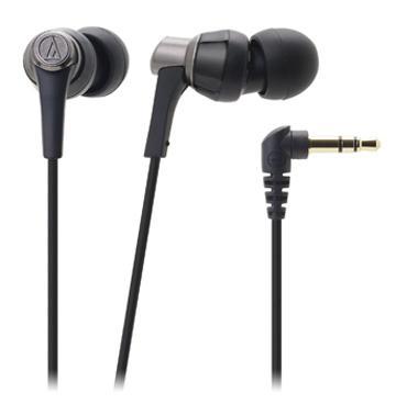 鐵三角 CKR3耳塞式耳機-黑(ATH-CKR3 BK)