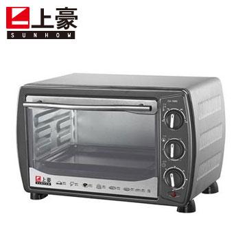 【拆封品】上豪18L多功能電烤箱