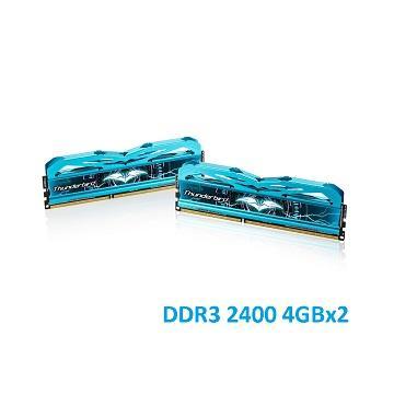【8G】Apacer T-DDR3-2400(4G*2)(T-DDR3-2400-8GB)
