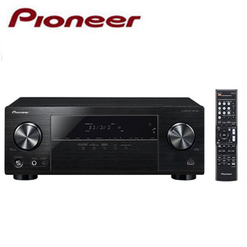 PIONEER 5.1聲道AV環繞擴大機(VSX-531-B)