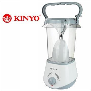 KINYO 充電式露營燈(CP-02)