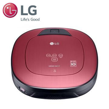 【展示機】 LG 變頻掃地機器人(VR65713LVM)