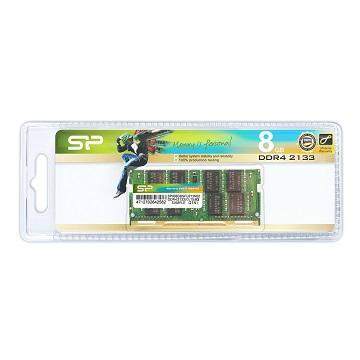 【8G】Silicon Power So-Dimm DDR4-2133(SP008GBSFU213N02)