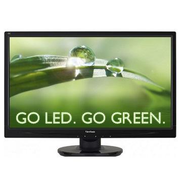 【24型】ViewSonic LED顯示器(VA2445M-LED)